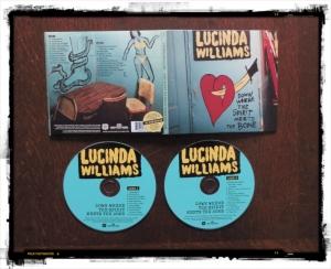 lucinda williams, down where the spirit meets the bone